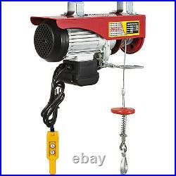0.5Ton Electric Hoist Lifting Engine Heavy Duty Motor PA500 Winch Hoist Crane