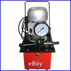 1/2 Inch 4 Inch Dies 21 Ton Pressure 370mm Stroke Electric Pipe Tube Bender