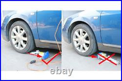 1.5 Ton 12V Automatic Electric Car Jack Scissor Lift New Tire Repair Tool Kit