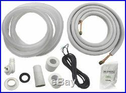 1.5 Ton 18,000 BTU Ductless Mini Split Air Conditioner Heat Pump 23 SEER AirCon