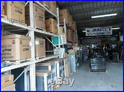 1.5 Ton Goodman 14 seer 95/96% 60K BTU Gas Furnace UPFLOW System GMSS960603BN