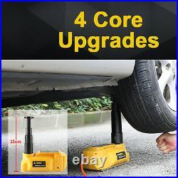 12V 5Ton Electric Hydraulic Floor Jack Garage Shop Home Car Jack Lift Repair Kit