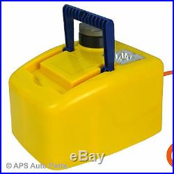 12V Automatic Electric Hydraulic Bottle Jack 1.2 Ton Tonne Car Caravan Lifting