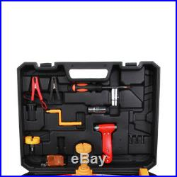 12V DC 3 Ton Electric Hydraulic Floor Jack Lift Lifting Kit with1/2 Impact Wrench