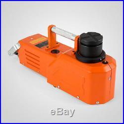 12v dc 4.5 ton electric hydraulic car floor jack (8.6-20.5 inch)