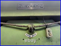 1982 Newton VM40/50 MECHANICAL PRESS BRAKE 10 FT. 40/50 Ton 220V 3PH