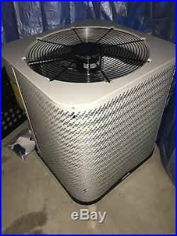 2.5 Ton Mobile Home Split Heat Pump System Complete with 12kw Electric Furnace