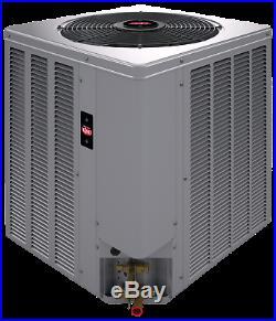 2.5 Ton R-410A 14SEER WeatherKin by Rheem A/C Condensing Unit & Evaporator Coil