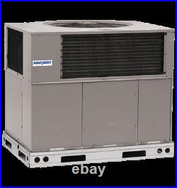 2 Ton 14 SEER AirQuest-Heil by Carrier Package AC Heat Pump Unit Install Kit