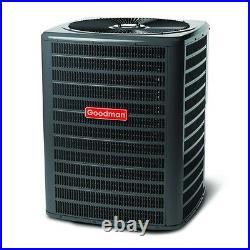 2 Ton 14 Seer Goodman Heat Pump GSZ140241