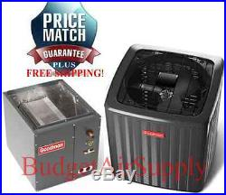 2 Ton 14 seer 410a Goodman Condenser + UpflowithDownflow Coil GSX14024+CAPF3137B