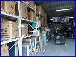 2 Ton Goodman 13 seer 95/96% 60K btu DOWNFLOW Gas Furnace System+Tstat