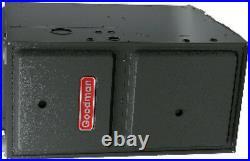 2 Ton Goodman 14 seer 95/96% 40K BTU Gas Furnace HORIZONTAL System GMSS960402BN