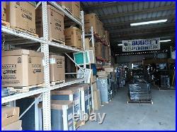 2 Ton Goodman 14 seer 95/96% 80K BTU Gas Furnace DOWNFLOW System GCSS960803BN