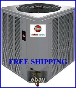 2 Ton R-410A 14SEER Complete Heat Pump System Condenser/Air Handler with Coil