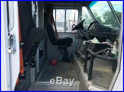 2012 Smith Newton Used Step Van Box Truck Delivery Fedex 100% Electric Battery