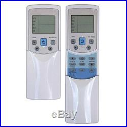 22+ SEER 2 ton Tri Zone Ductless Mini Split Air Conditioner, Heat 9000 x 3