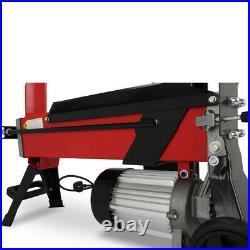 2200W Power 5 Tons Forest Master Electric Smart Log Splitter Wood Chopper Cutter