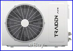 24000 BTU Ductless Air Conditioner, Heat Pump Mini Split 220V 2TON