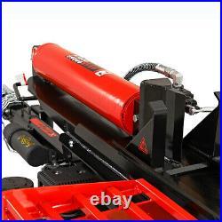 25Ton Horizontal/Vertical 196cc Hydraulic Log Splitter Kohler-SH265 Auto Return