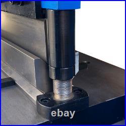 2Cylinder 220V 3Phase Electric 150 Ton Hydraulic Press Brake Bender 51 x 1/2