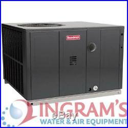 3.5 Ton 14 SEER 80k BTU Goodman Air Conditioner & Gas Package Unit Multipositi