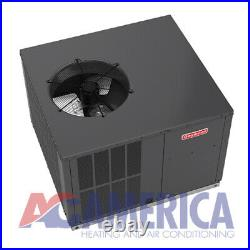 3.5 Ton 14 SEER Goodman Gas Electric All in One Package Unit GPG1442080M41