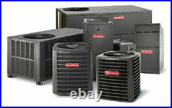 3.5 Ton Gas Furnace Goodman 96% 120k BTU Downflow 14 Seer GSX140421-GCES961205DN