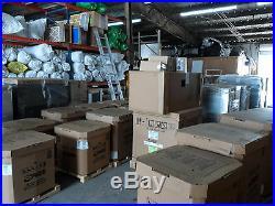 3.5 Ton Goodman 14.5 seer 80% 80K btu TWO STAGE HORIZONTAL Gas Furnace GSX160421