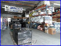 3.5 Ton Goodman 16 seer 95/96% 80K Gas Furnace GSX16042+GMVC960804CN+Cased Coil