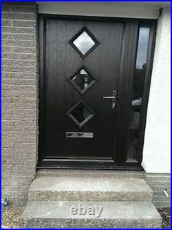 3 DIAMOND Composite Door (£995 fitted in 30 mile radius of newton aycliffe)