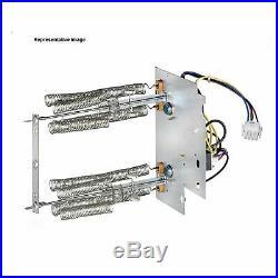 3 Ton 14 SEER AirQuest-Heil by Carrier AC Heat Pump System + Heat Kit & T-Stat