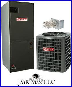 3 Ton 14 SEER All Electric AC System with Heat GSX140361 ARUF37C14 HKSC10XC