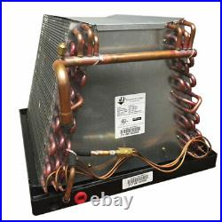3 Ton 14 SEER Goodman Mobile Home AC Heat Pump + Coil System, Line Flush Kit