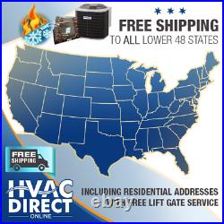 3 Ton 14 SEER Mobile Home AirQuest-Heil by Carrier Heat Pump A/C & Coil