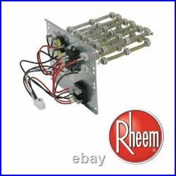 3 Ton 14 Seer Rheem / Ruud Heat Pump System with 15Kw Emergency Heat Strip