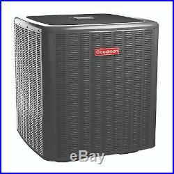 3 Ton 16 SEER Goodman Air Conditioner Condenser GSX160361 R410a