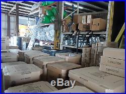 3 Ton Goodman 13 seer 80% 100K btu 2stage UPFLOW Gas Furnace System+Prog. Tstat