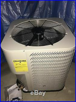 3 Ton Mobile Home Split Air Conditioner System with 15kw Electric Furnace