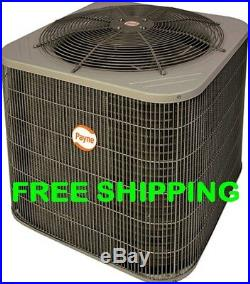 3 Ton R-410A 14 SEER Mobile Home Heat Pump Condensing Unit & Evaporator Coil