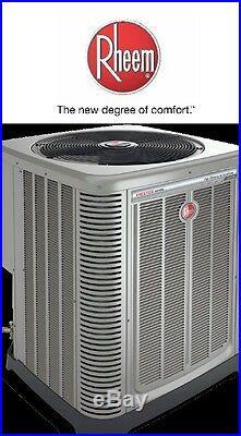 3 Ton R410A 15SEER Heat Pump System Condenser / Air Handler with Coil & Heating