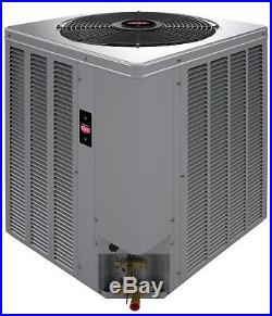 4 Ton 14SEER Mobile Home Electric Heat System Condenser / Air Handler with Coil