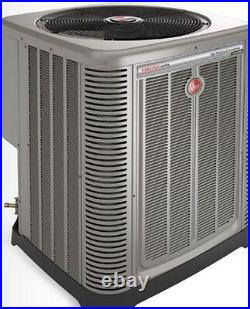 4 Ton R-410A 14 SEER Complete Mobile Home Heat Pump System by Rheem