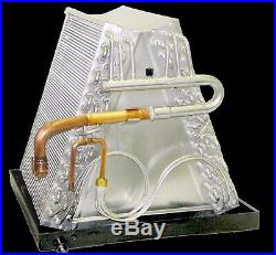 4 Ton R-410A 14 SEER Mobile Home Heat Pump Condensing Unit & Evaporator Coil