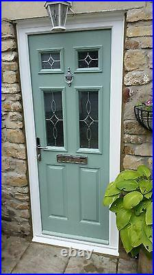 4 square Composite Door (£765 fitted in 35 mile radius of newton aycliffe)