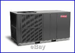 4 ton Goodman 14 seer R-410A package unit GPC1448H41