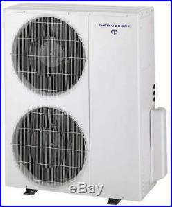 5 TON Ductless Mini Split Air Conditioner, Heat Pump CEILING FLOOR, 60000 BTU