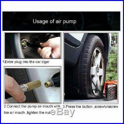 5 Ton (11000lb) Car Floor Jack Electric Hydraulic Jack Trunk, 3 Functions Car Ti
