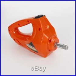 5 Ton 12V DC Automotive Car Electric Hydraulic Floor Jack Lift + Impact Wrench