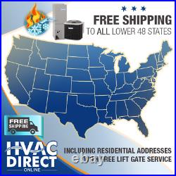 5 Ton 14 SEER AirQuest-Heil by Carrier Heat Pump System with Replace Install Kit